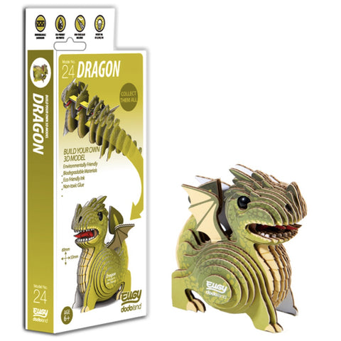 Build Your Own Eugy: Dragon