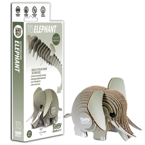 Build your own elephant kit