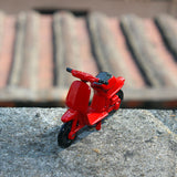 1/12 Scale Miniature Motorcycle Model Pretend Play Toys Dollhouse Decoration