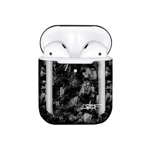 Apple AirPods Real Forged Carbon Fiber Case (Wireless Charging Model)