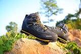 Size 40-46 Man Hiking shoes outdoor sneaker climbing High Leather mountain sport trekking tourism boots