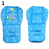 Baby Stroller Cushion Child Cart Seat Cushion Pushchair Mat 0-36 Month Baby Pad