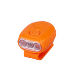 LED Headlamp Cap Light 90 Degree Rotary Clip-on Fishing Hat Head Lamp Lantern
