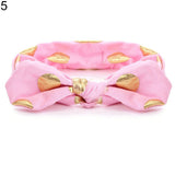 Toddler Infant Babies Cute Dot Rabbit Ears Headwear Headband Bow Knot Hairband