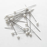 100Pcs/Set Ivory Shimmering Pearl Hair Pins Bridal Craft Wedding Hair Trinket