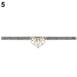 Cute Sparkling Newborn Baby Girl Crown Headband Infant Toddler Hair Band