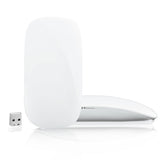 Ultra-slim 1200DPI 2.4GHz Optical Wireless Touch Mouse for PC Computer Laptop