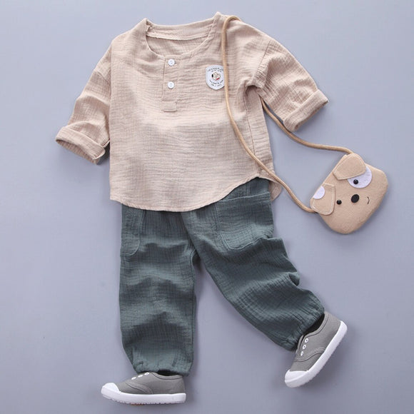 2019 Summer Cute Kids Clothes Active 2Pcs Toddler