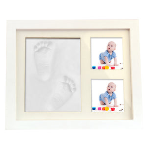 Plastic Family Photo Frame Wall Hanging Picture Holder Display Home Room Decor
