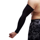 1PC Sun Protection Arm Cooling Sleeve Warmers Cuffs UV Protection Mens Sleeves