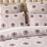 Fashion Modern Printed Quilt Cover Pillow Case Comfortable 2Pcs Bedding Set