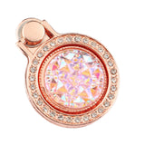 Fashion Shiny Rhinestone Phone Ring Stand Finger Holder Gift for iPhone iPad