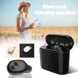 Mini Wireless Bluetooth Earphone With 2 In 1