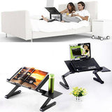 Portable Foldable Adjustable Laptop Desk Computer