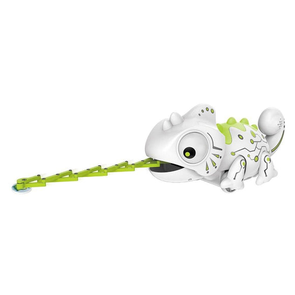 Robot Electronic Intelligent Chameleon Toy Eating