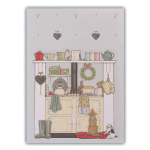 domestic goddess A6 notebook