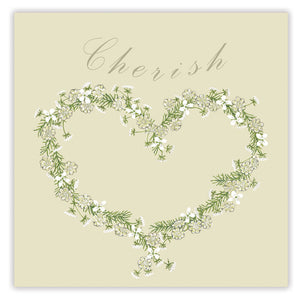 Cherish Greetings Card
