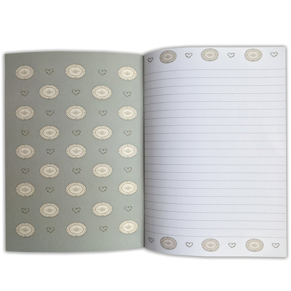 Dresser Exercise Book