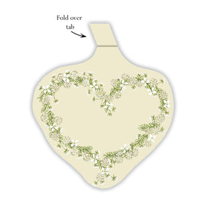 Cherish Gift Tag - pack of 6