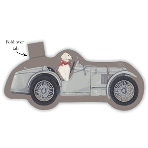 Car Gift Tag - pack of 6