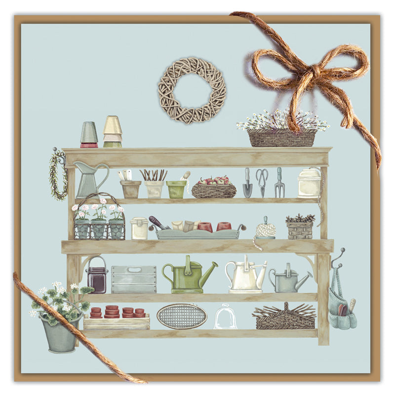 Potting Bench Card Pack