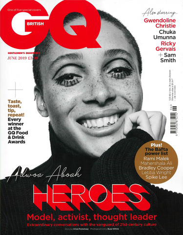 GQ Cover 2019 June Edition