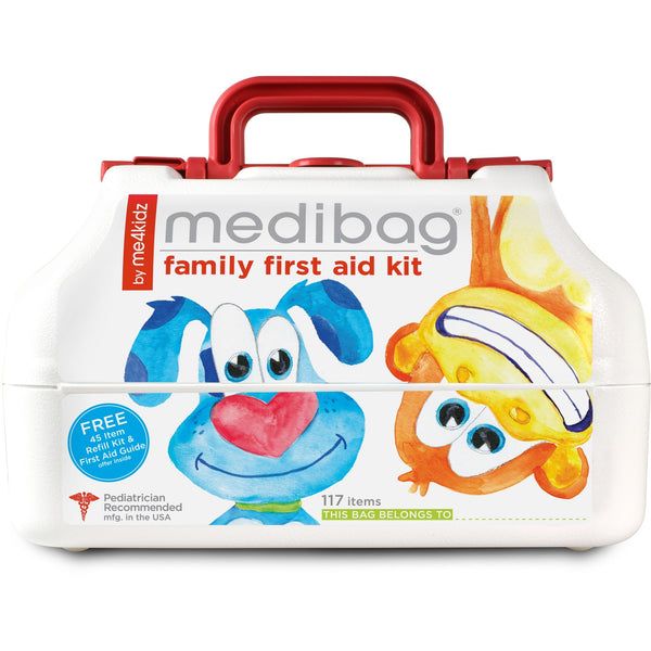 Medibag First Aid Kit