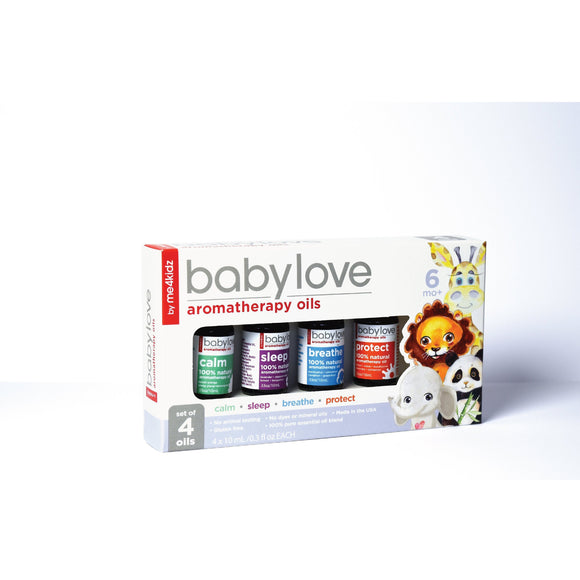 Baby Love Aromatherapy Oils