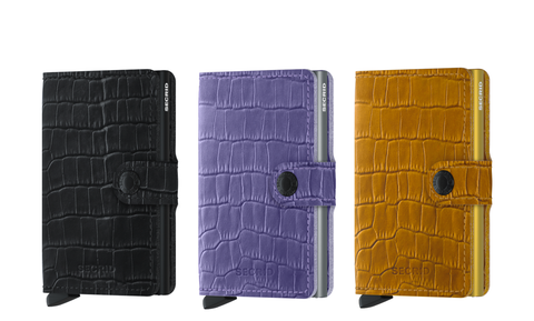 Secrid Cleo Wallet Collection