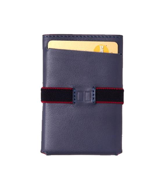 Double 00 Barcelona Wallet, holds up to 16 cards and 2 on the outside.