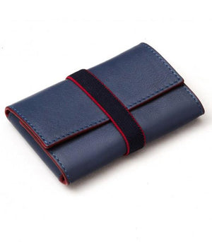 Double 00 Barcelona Wallet, made of superior leather.