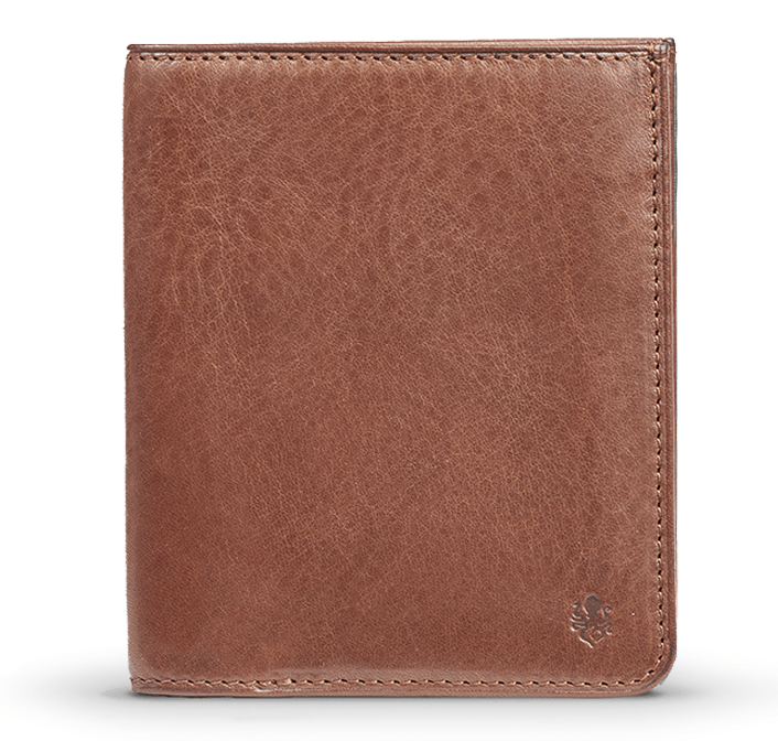 Nodus Hifold Wallet Brown