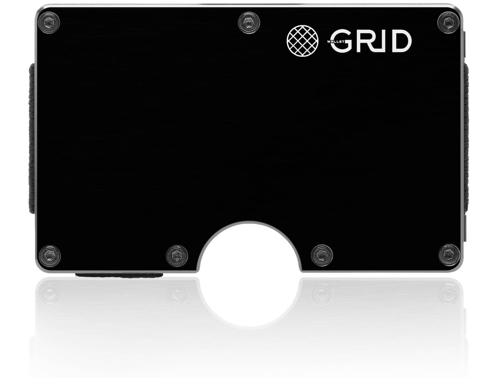 Load image into Gallery viewer, Grid Aluminium Black
