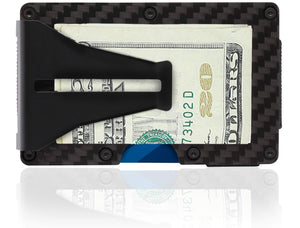 Grid Carbon Fibre light weight wallet