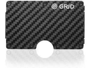 Grid Carbon Fibre wallet