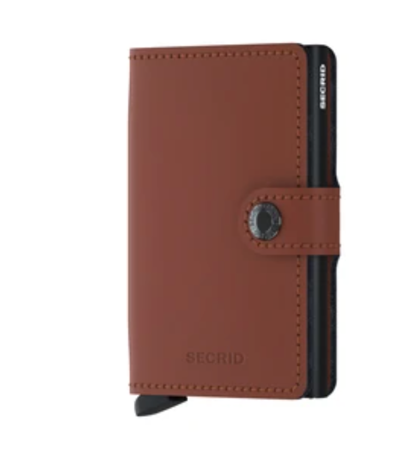 Load image into Gallery viewer, Secrid Miniwallet Matte Brick
