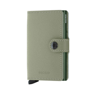 Load image into Gallery viewer, Secrid Miniwallet Crisple Pistachio Floral