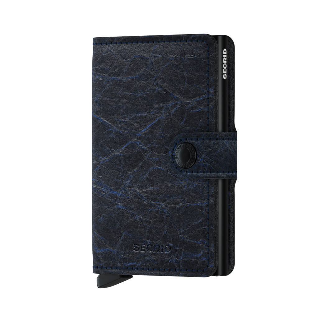 Secrid Miniwallet Crunch Blue