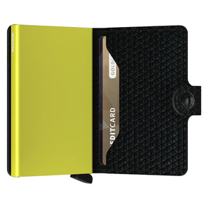 Load image into Gallery viewer, Secrid Miniwallet Diamond Black