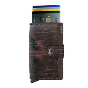 Secrid Miniwallet Dutch Martin Cacao Brown