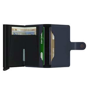 Load image into Gallery viewer, Secrid Miniwallet Matte Navy