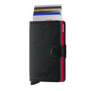 Secrid Miniwallet Veg Black Red