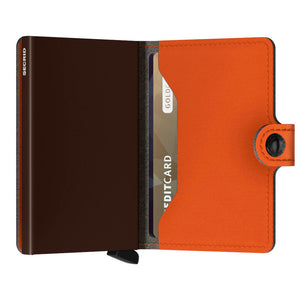 Secrid Miniwallet Yard Orange