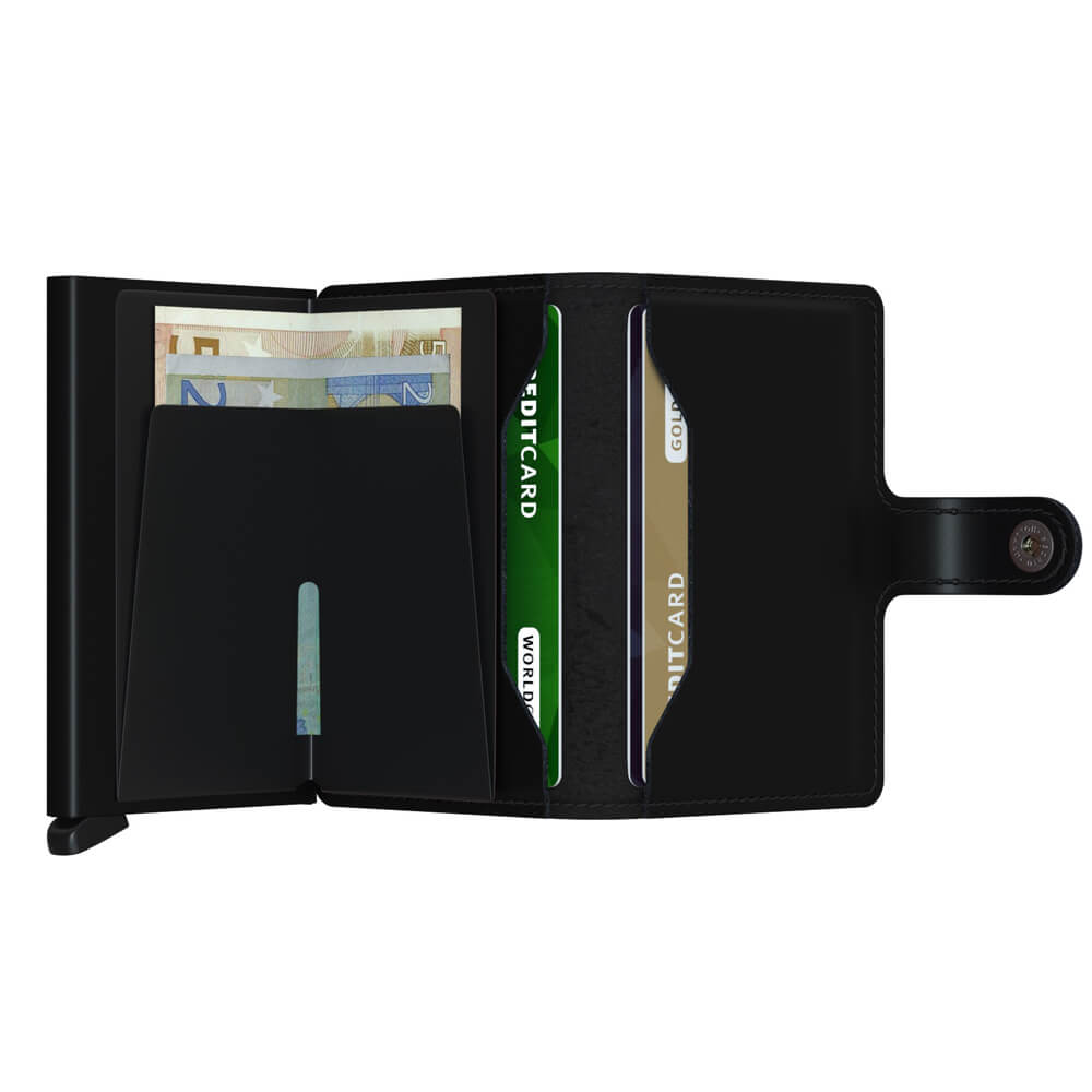 Load image into Gallery viewer, Secrid Miniwallet Matte Black