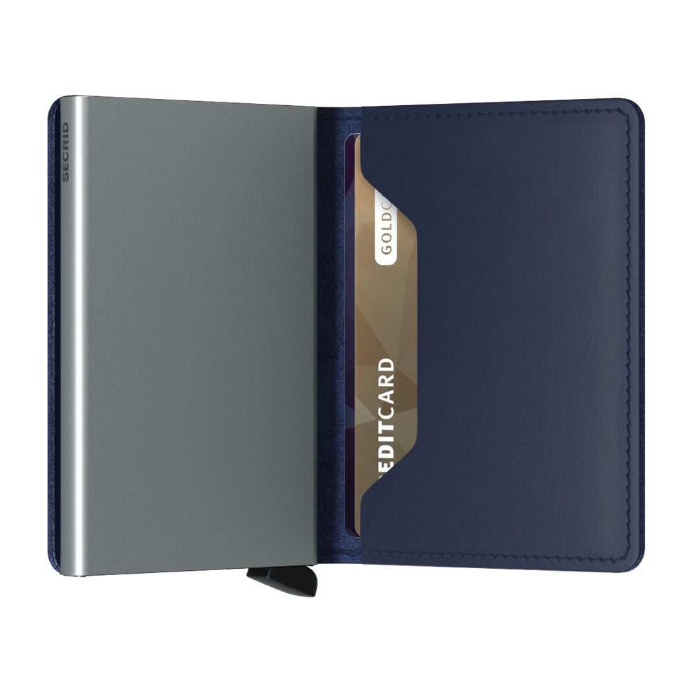 Load image into Gallery viewer, Secrid Slimwallet Original Navy