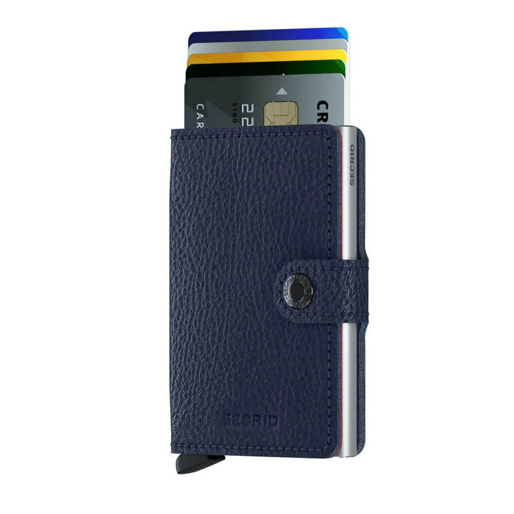 Load image into Gallery viewer, Secrid Miniwallet Veg Navy