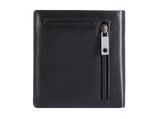 Jekyll & Hide Monaco Wallet Black with Coin Pouch