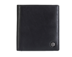 Jekyll & Hide Black Wallet with Coin Pouch