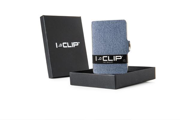 I-Clip Jeans Blue