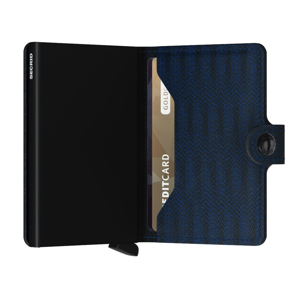 Secrid Miniwallet Dash Navy